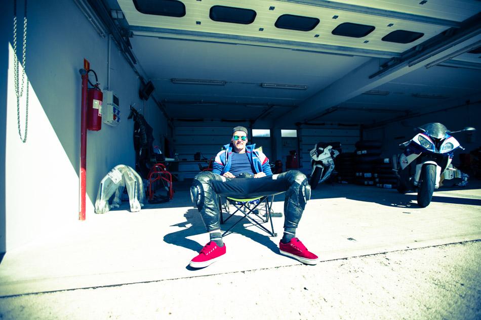 Tommy Wagner BMW Motorrad Racing Fotografie Reportage Photography Fotograf