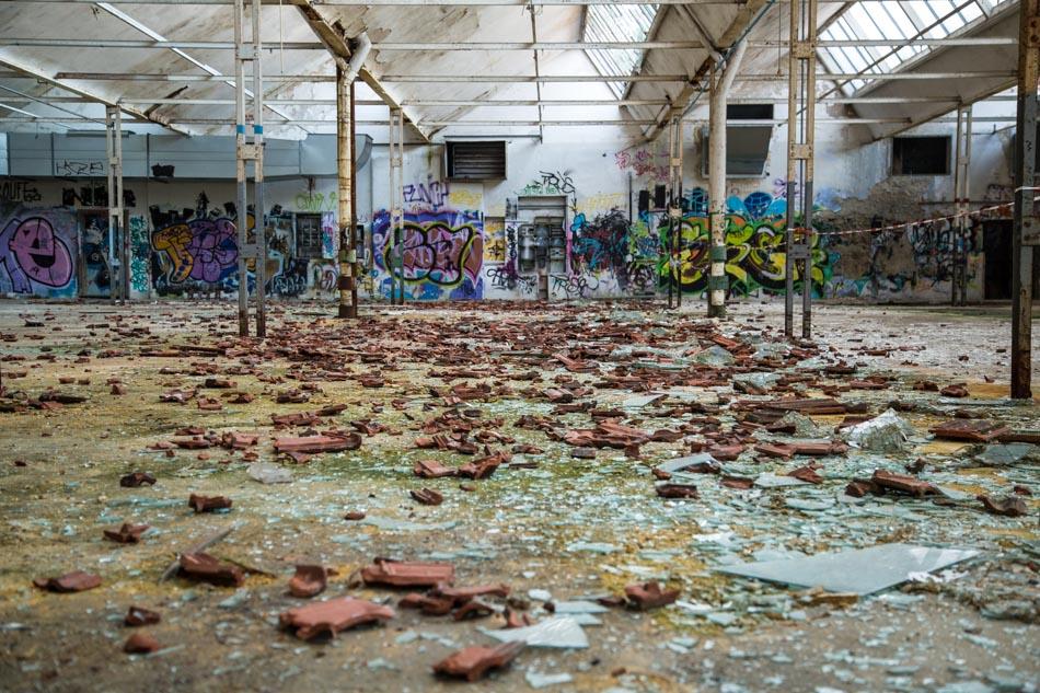 Weberei Senden Ulm Fotografie Fotograf Photography Reportage Graffiti Art Architekur